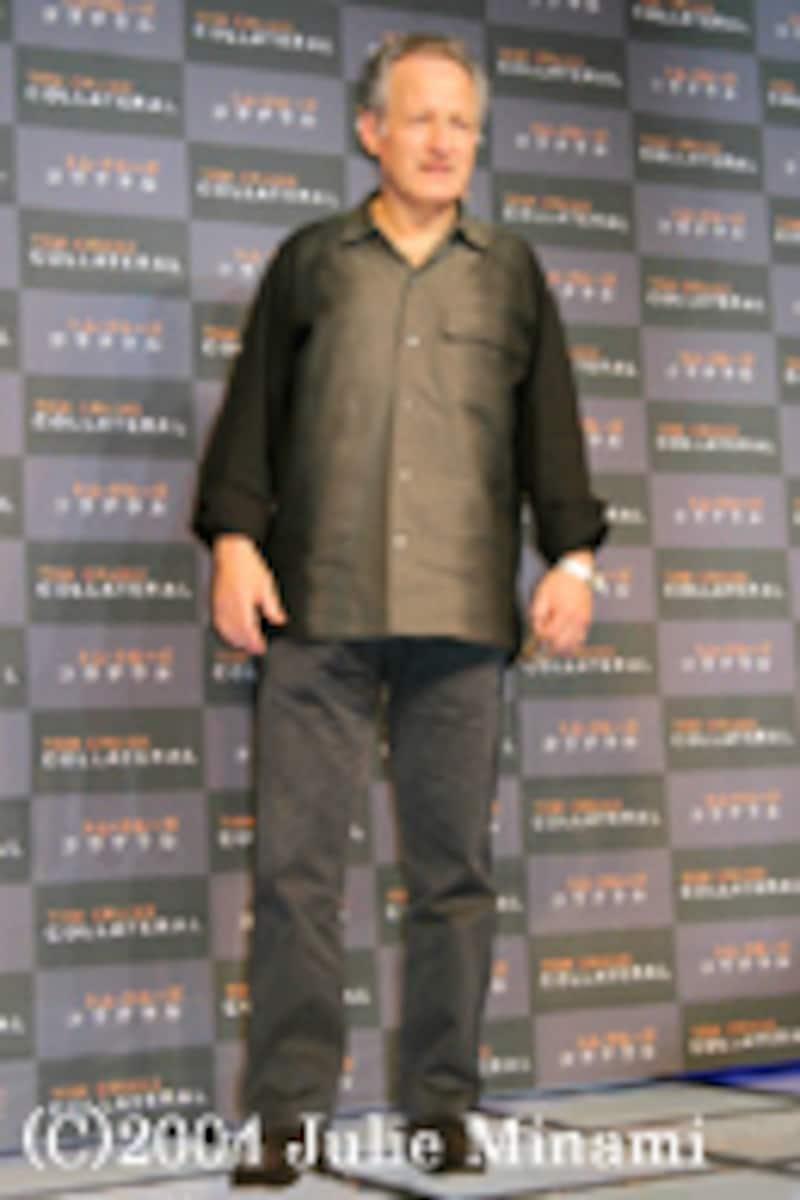 『コラテラル』マイケル・マン[Michael Mann]監督来日会見