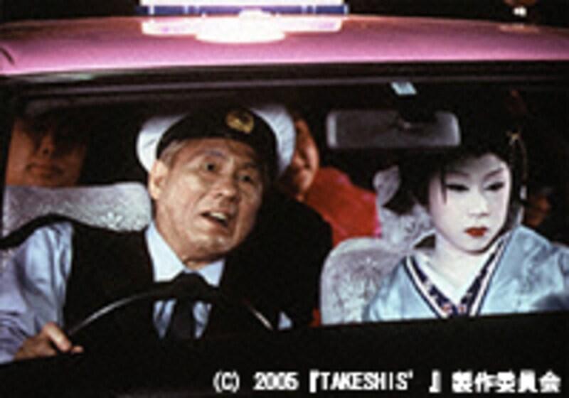 『TAKESHIS'』 北野武監督に直撃インタビュー
