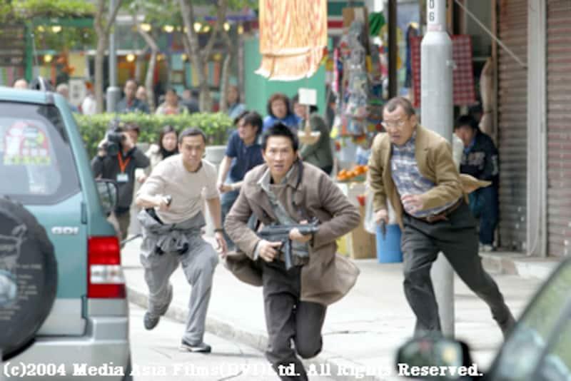『ブレイキング・ニュース』(2004)[BREAKING NEWS]