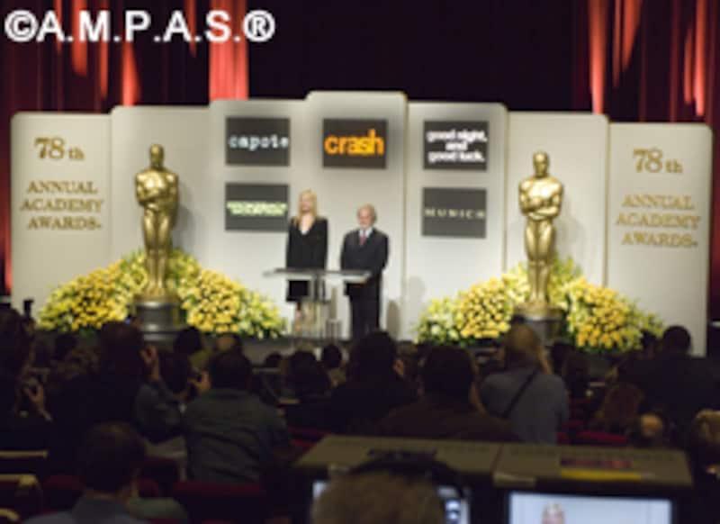 第78回アカデミー賞/the 78th Academy Awards