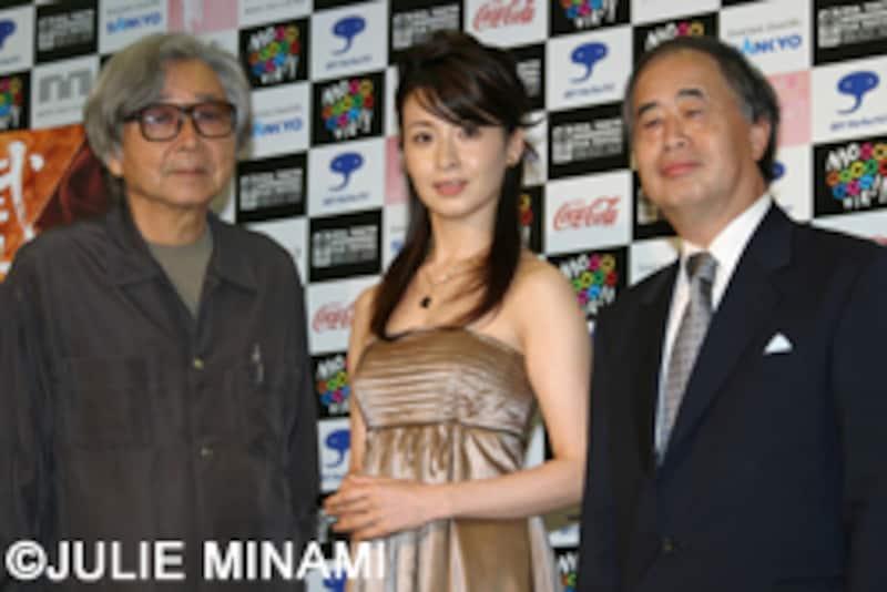 第19回東京国際映画祭記者会見