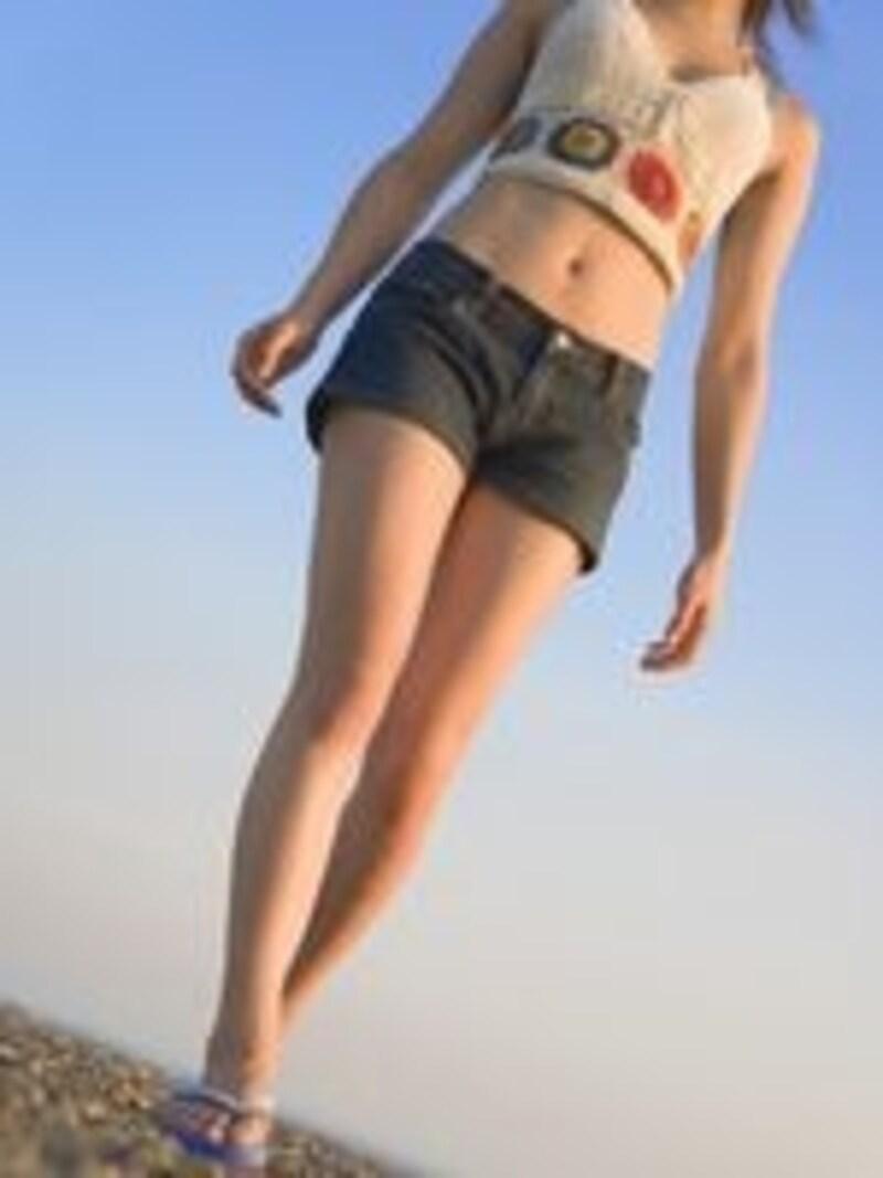 アグレッシブな手段を用いても痩せたいのが女の性!?