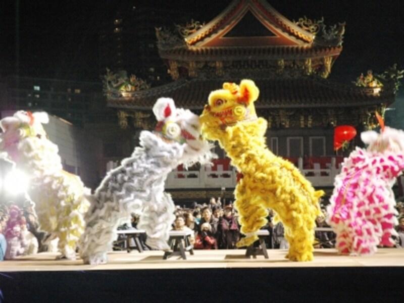 にぎやかな新年の幕開けは、横浜中華街で※画像は過去のようす(画像提供:横浜中華街発展会)