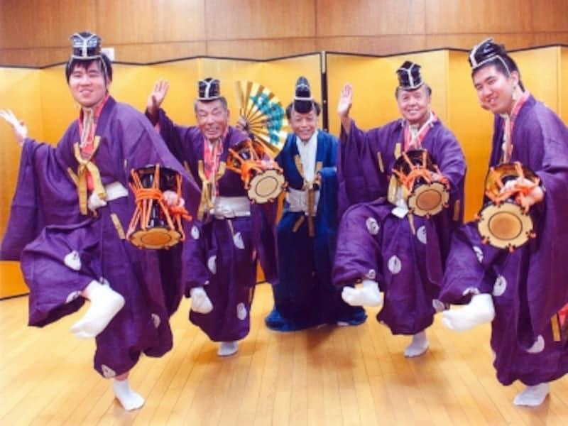 「新春特選undefinedニッポンの芸!」は獅子舞や尾張万歳など懐かしい日本のお正月を楽しめる、新春らしいイベント(画像提供:横浜にぎわい座)