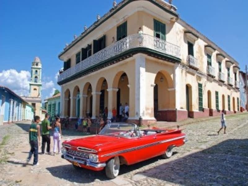スペイン人に人気のリゾート地キューバ