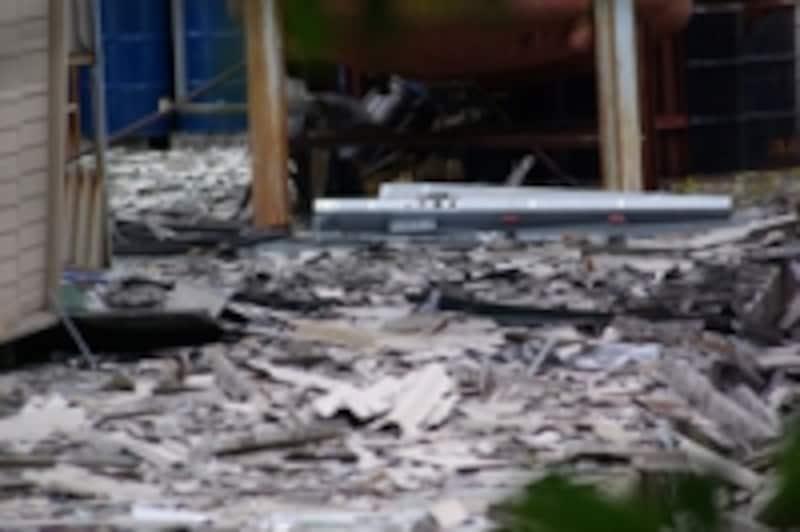 「爆発事故」を起こすと被災世帯への賠償責任が生じる