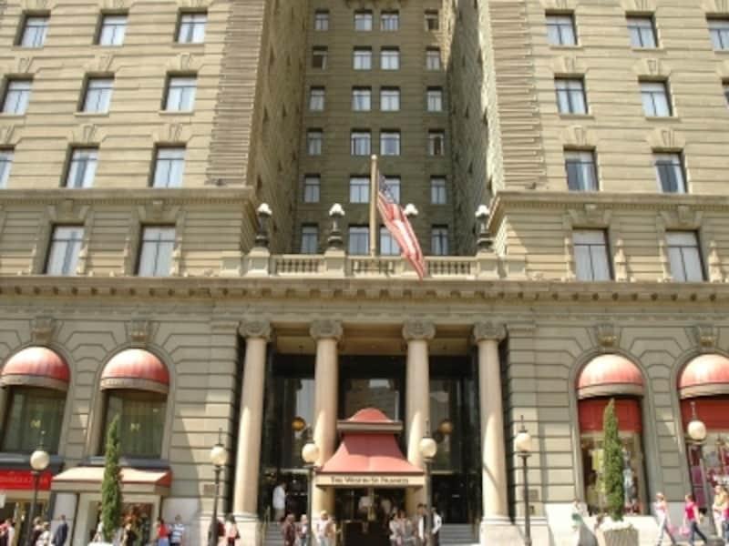 1904年創業の老舗ホテル。ハネムーンなどにどうぞ