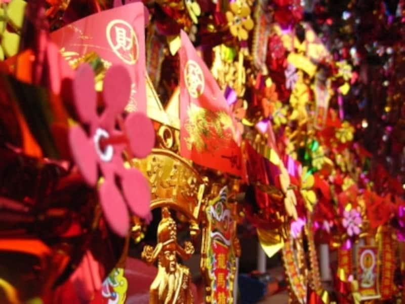 華僑も多いマレーシアでは、チャイニーズニューイヤー(旧正月)も大事な祝日