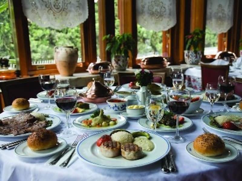 一口にトルコ料理といっても、色々なカテゴリーがあります