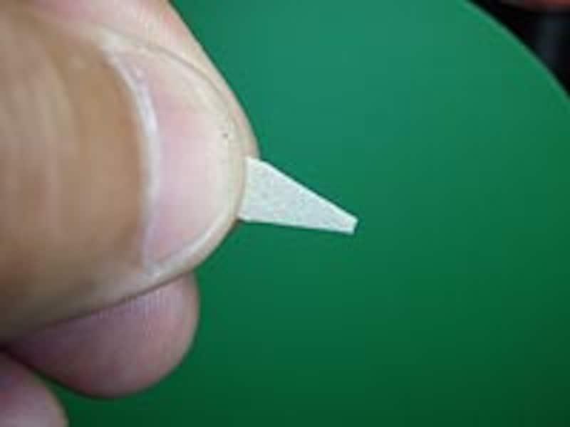 ウレタンシートは薄いタイプを使う。