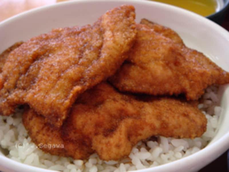 ソースカツ丼-1
