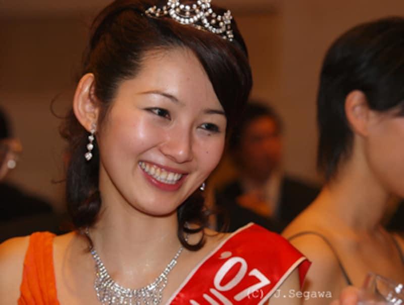 ミス日本2007