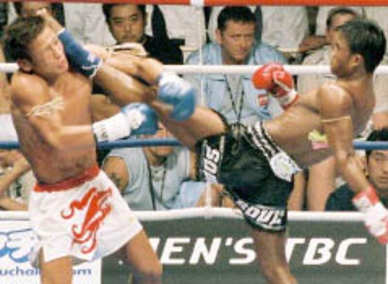 魔裟斗vsプアカーオ