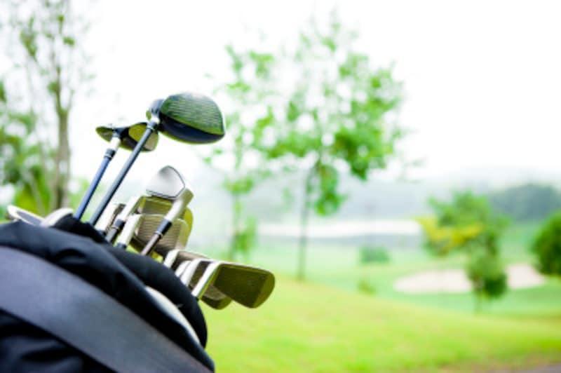 ゴルフのロフト角・ライ角の調整