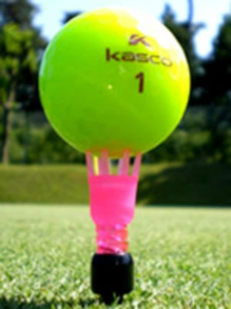 ゴルフ,ティ-,選び方,KIRAティー