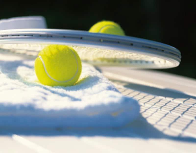 テニスのグリップの握り方や種類