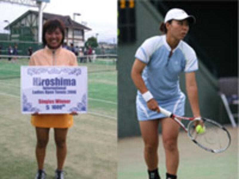 テニス上達