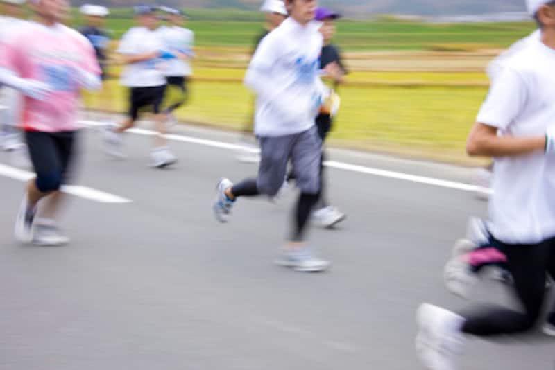 ピーキングマラソンのコツをレースや練習で活かす