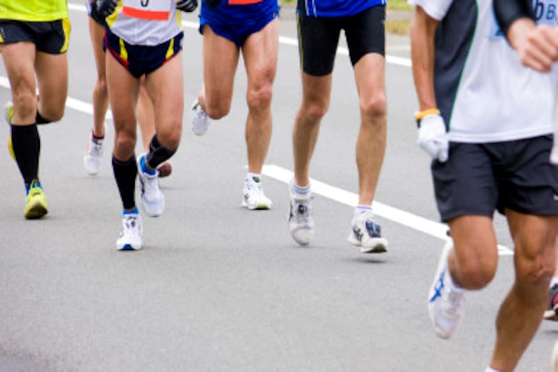 50代から始めるマラソン