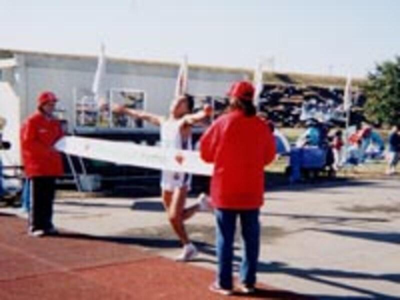 2001渡良瀬遊水地マラソン初優勝