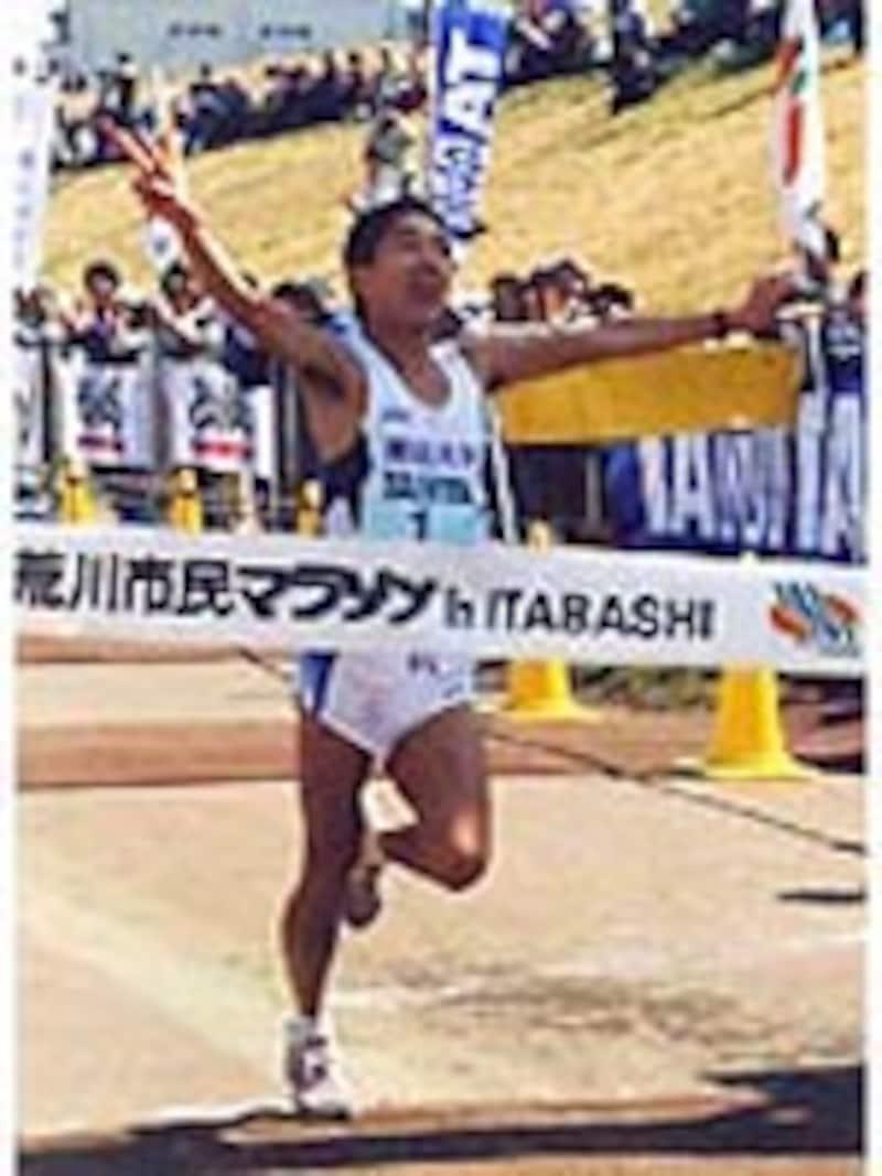 2004年東京荒川市民マラソン