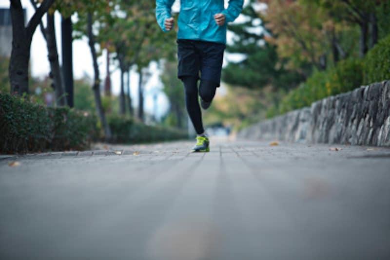 雨の日のジョギングの工夫・注意点