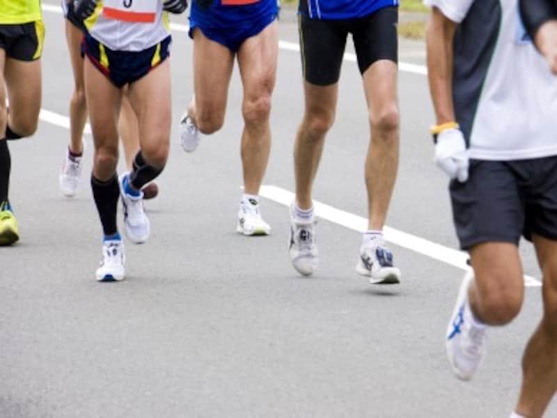 マラソンのフォームの基本