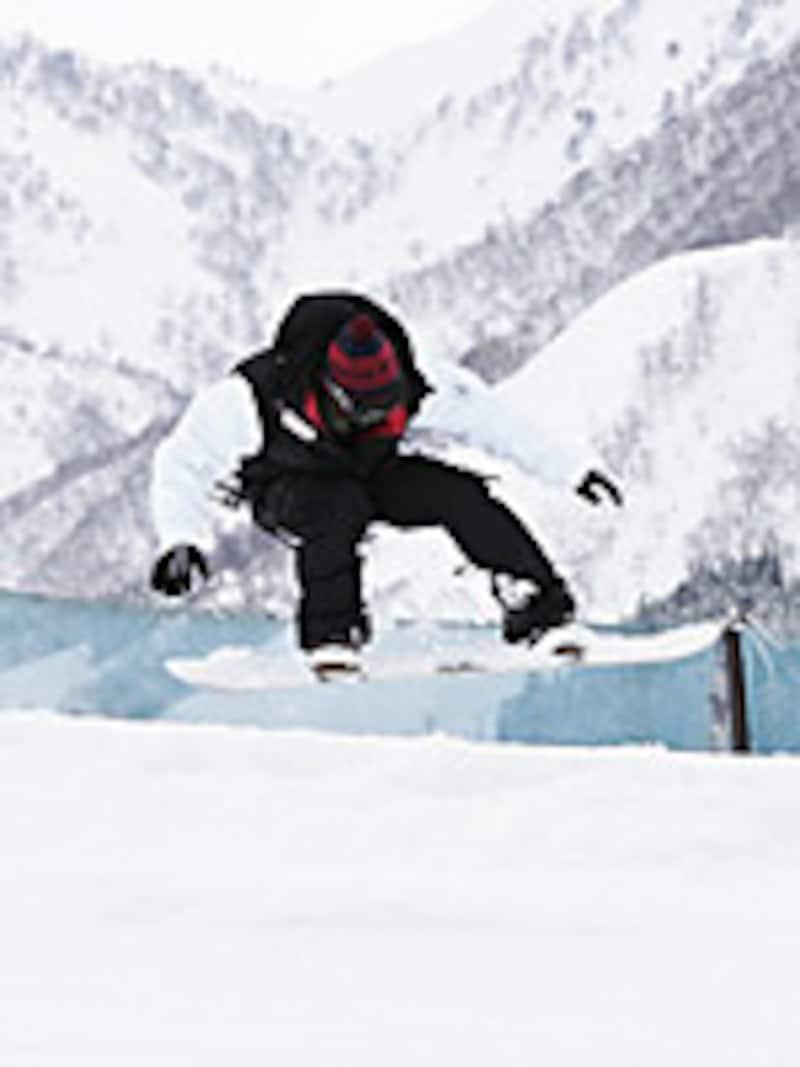 オーリーを覚えると今よりもっとスノーボードが楽しくなる