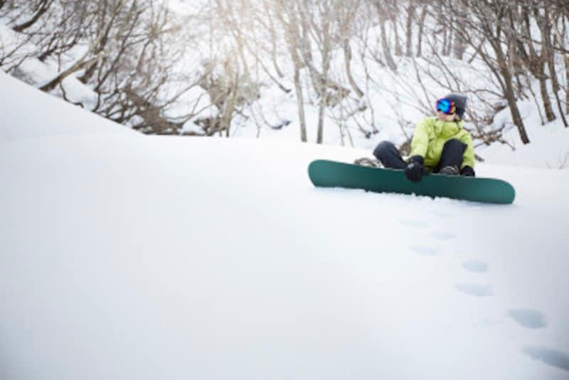 パウダースノーの滑り方