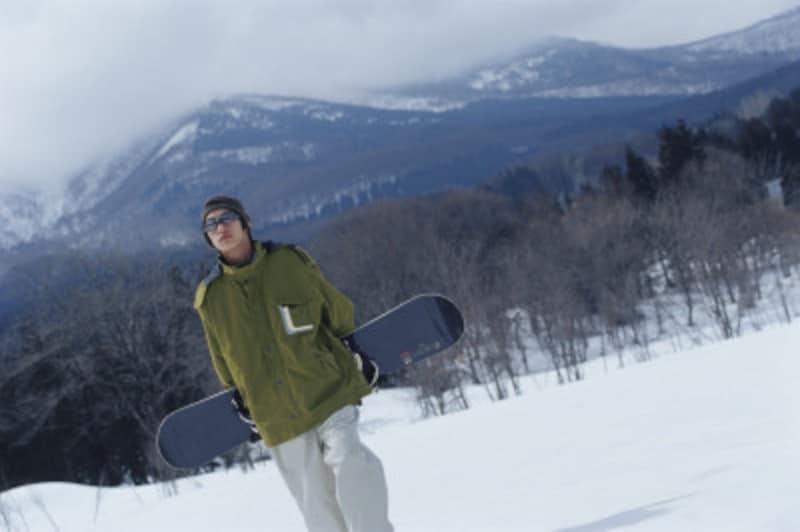 スノーボードテクニックをマスターするコツ!