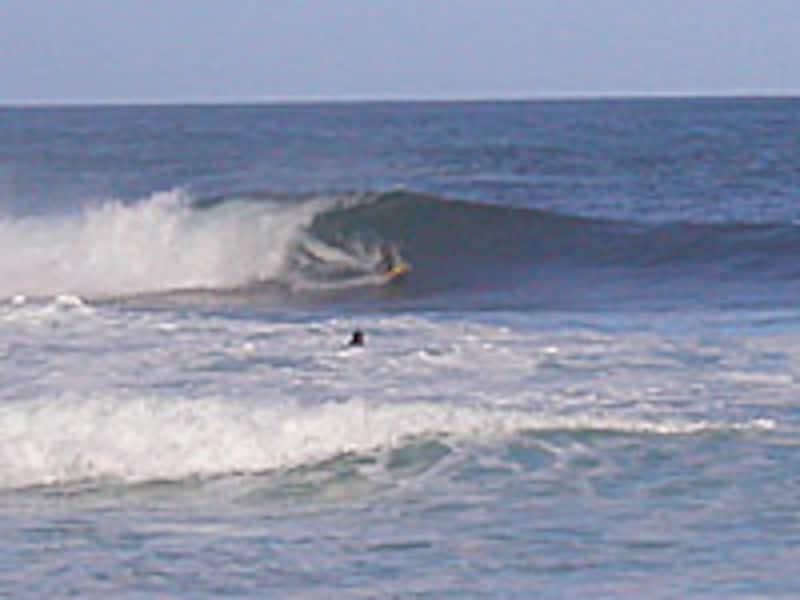 パイプラインの波