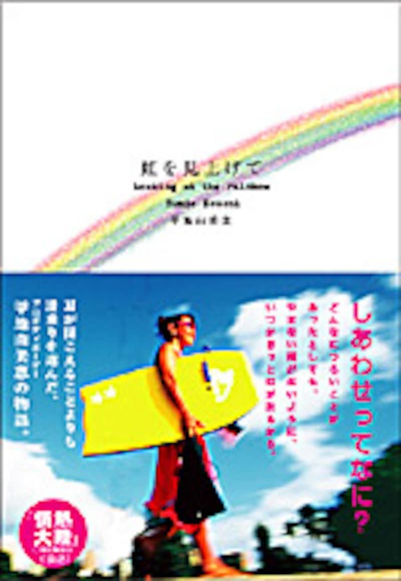 甲地由美恵著『虹を見上げて』