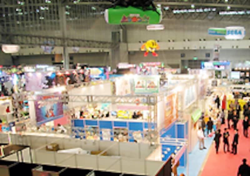 AOU2005会場