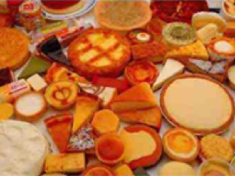 チーズケーキ・イメージ