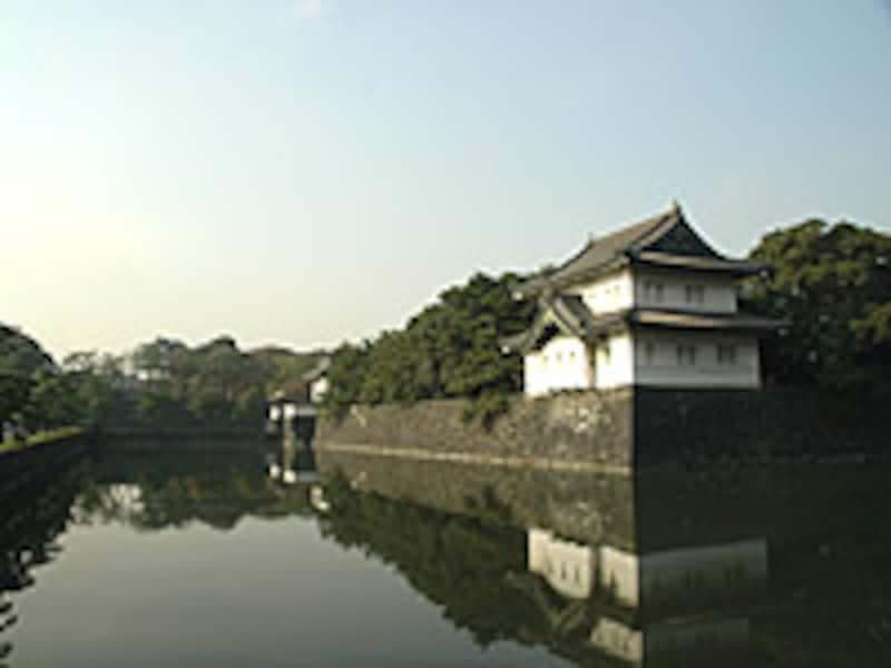 皇居の城壁