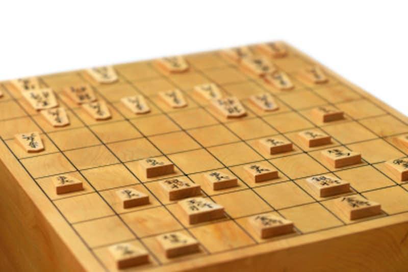 将棋の観戦中のタブー