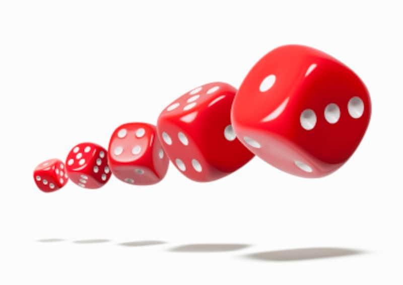 珍しいサイコロを紹介!多面ダイス・ポーカーダイス……ダイスは様々