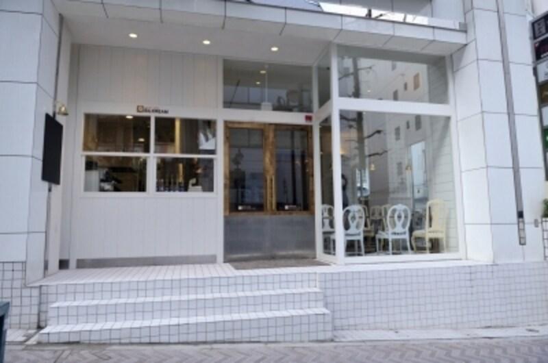シルクレーム渋谷店