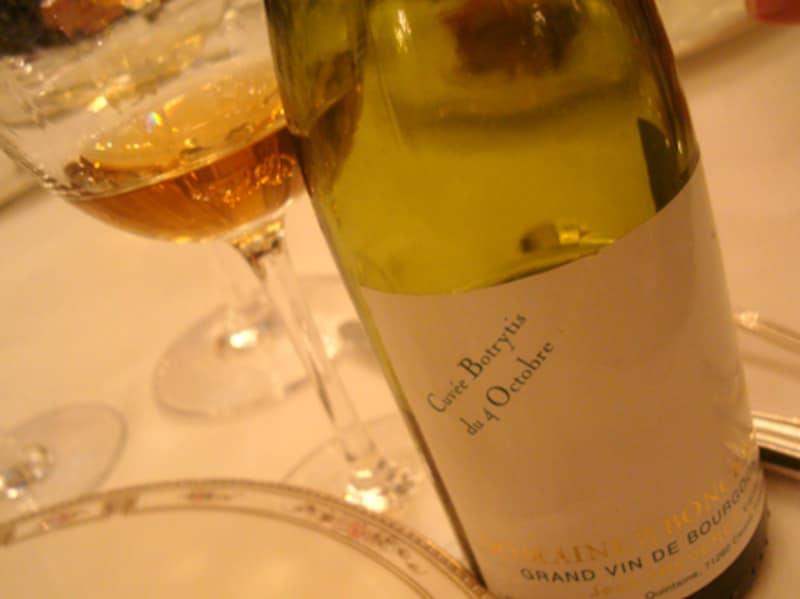 デザートワイン