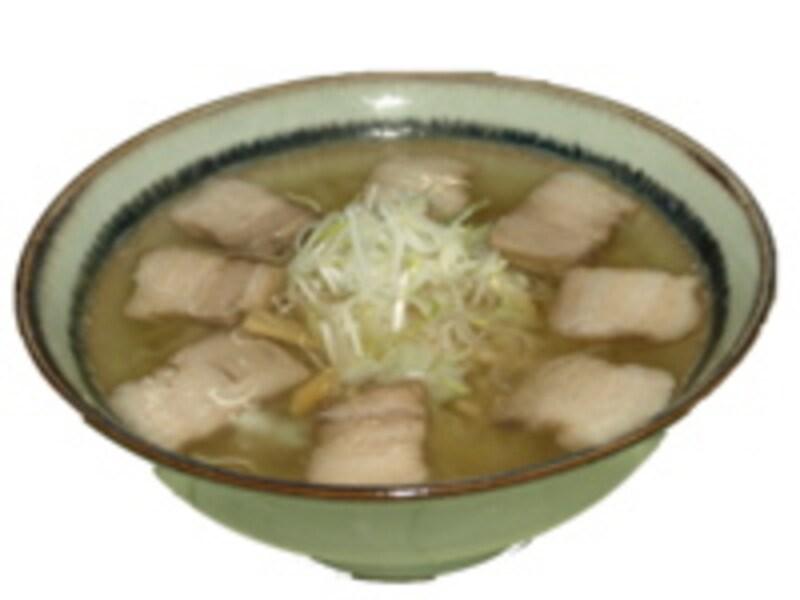 会津山塩ラーメン