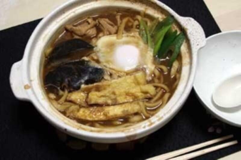 味噌煮込みうどんの簡単レシピ!名古屋名物の作り方