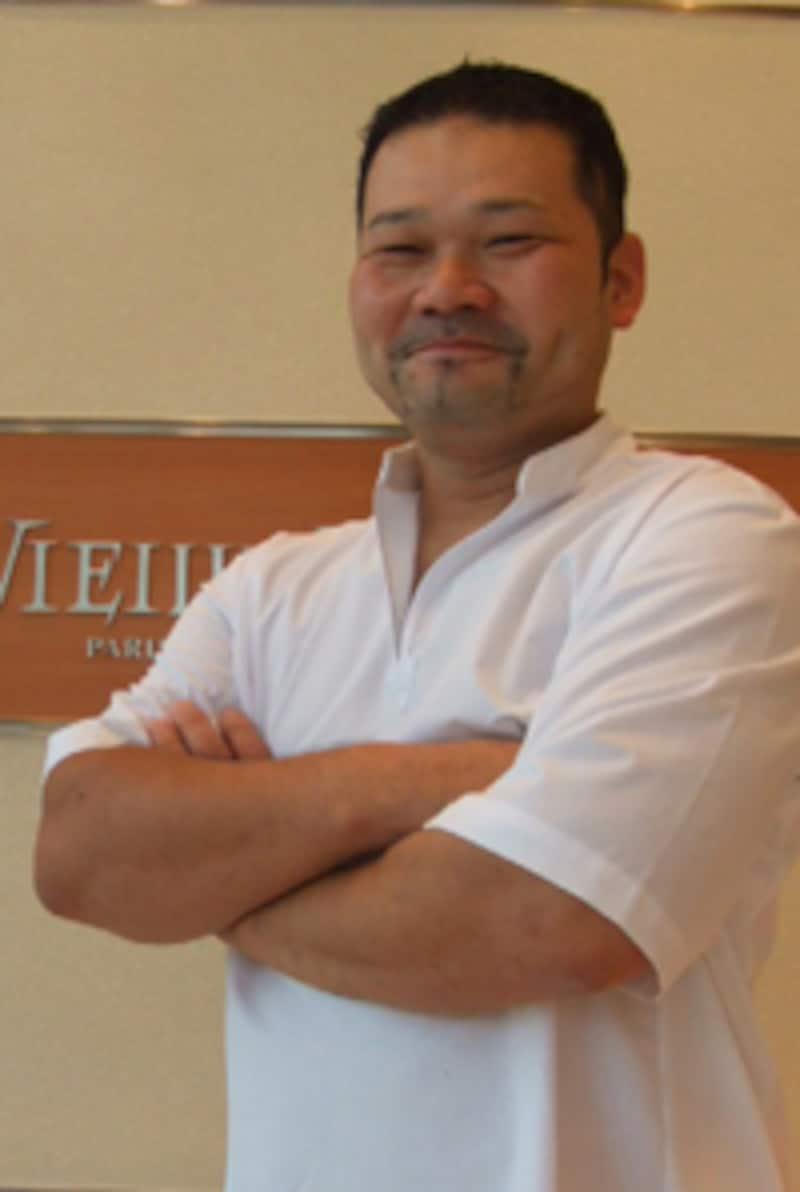 木村 成克氏