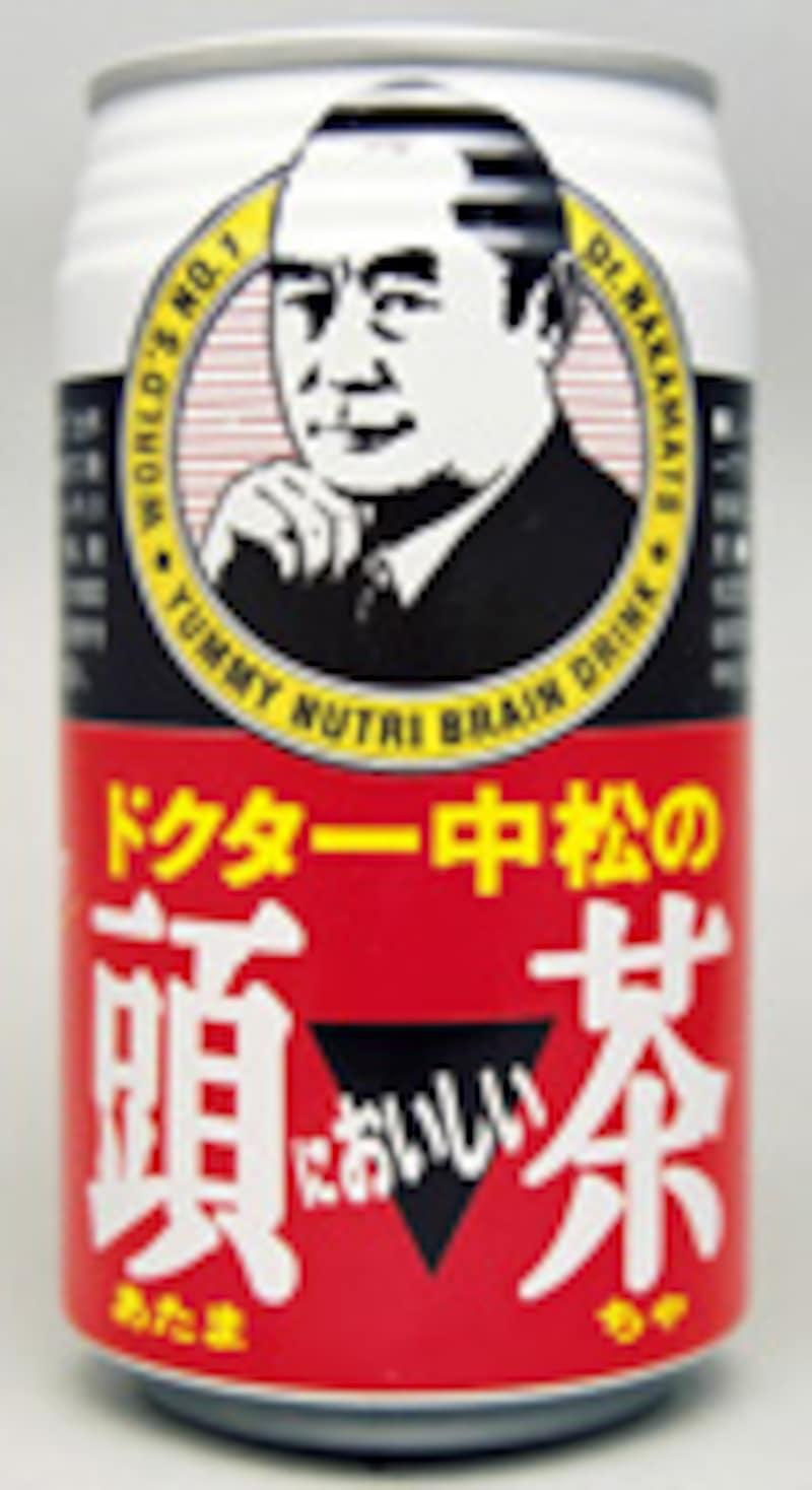 チェリオ ドクター中松の頭においしい茶