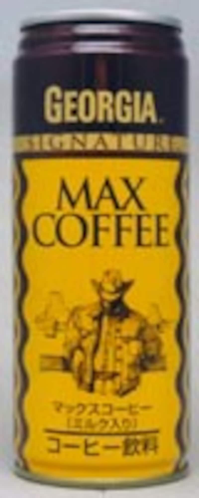 4代目マックスコーヒー