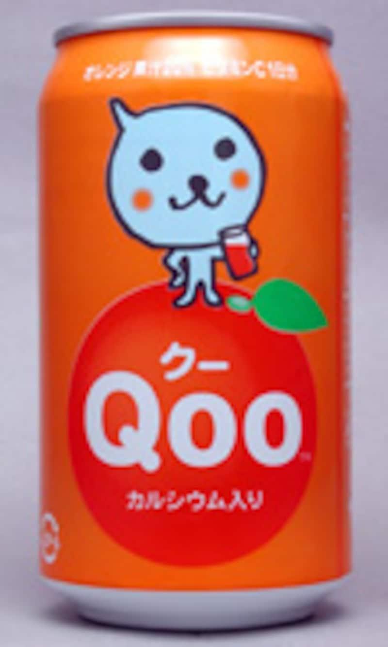 コカ・コーラ Qooオレンジ