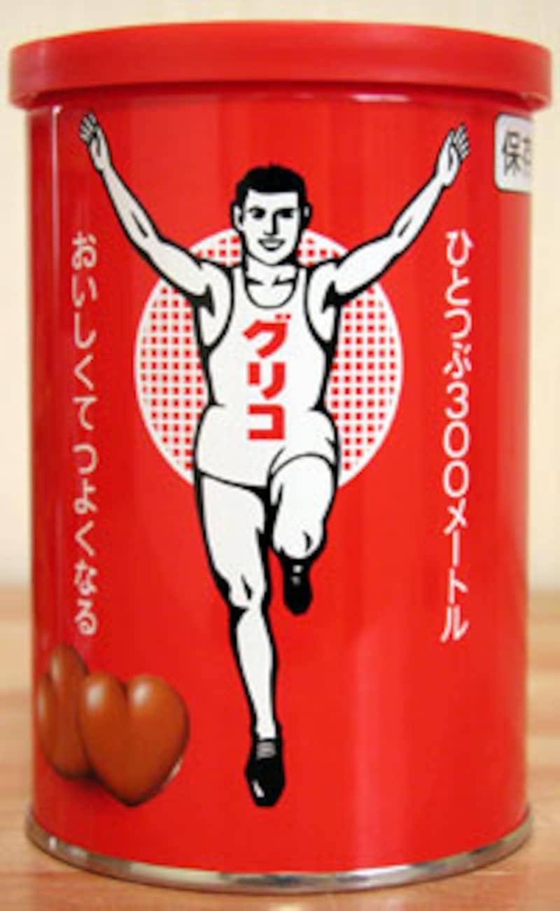 江崎グリコ グリコ保存缶