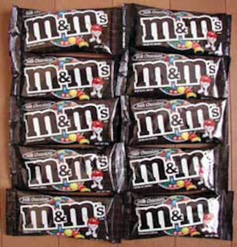 マスターフーズ M&M'S(R)ミルクチョコレート