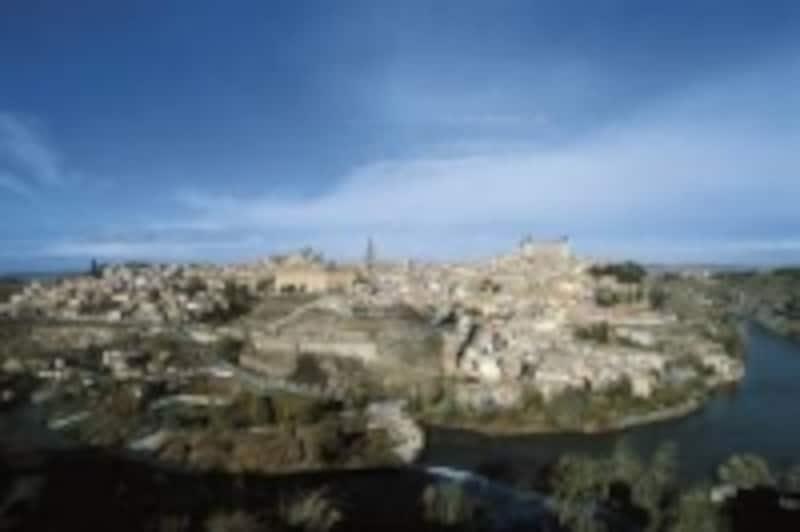 町全部が世界遺産、トレド