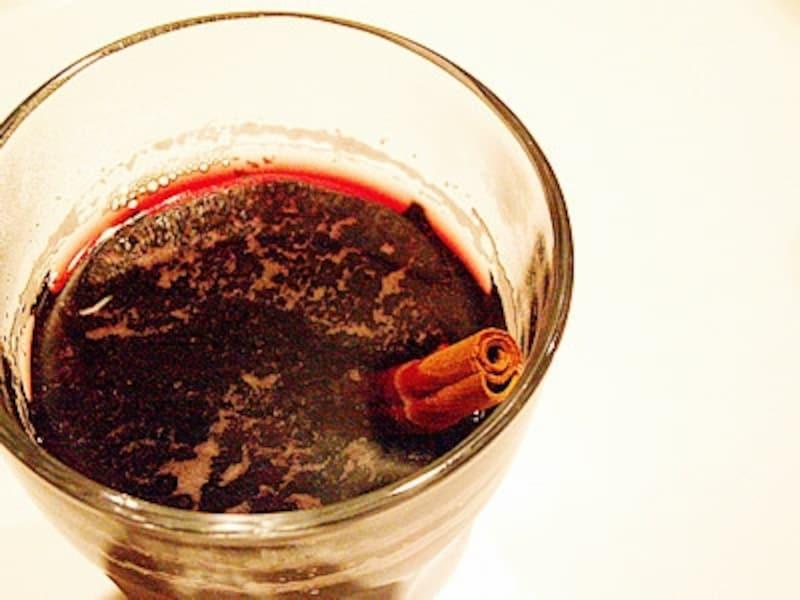おいしいホットワインの作り方