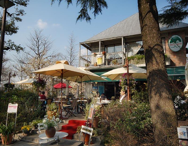 日比谷茶廊の写真